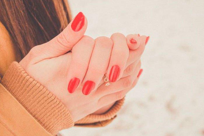 Mãos bem hidratadas no inverno