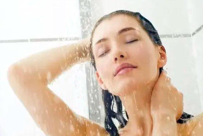 Tome banhos frios