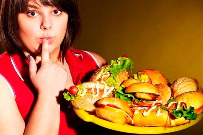 Controle a sua alimentação
