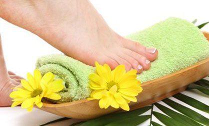 Os diabéticos devem se alertar aos cuidados de seus pés.