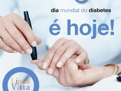 DIA MUNDIAL DO DIABETES É HOJE!