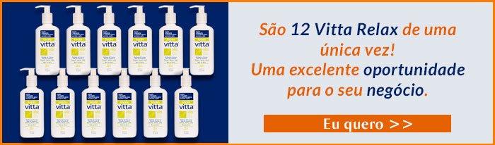 Kit com 12 Vitta Relax