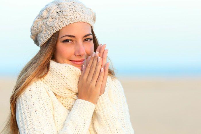 Como O Tempo Seco Afeta Sua Beleza: Conheça Os Cuidados Com A Pele No Frio