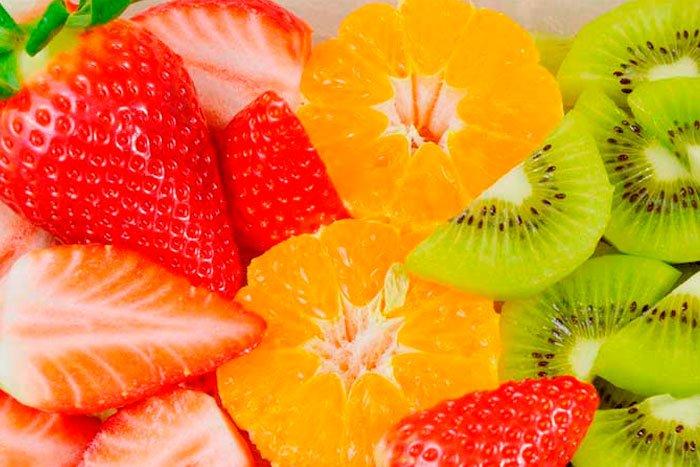 Coma frutas e legumes