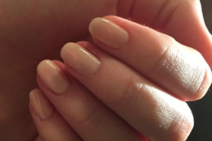 Produto fortalecedor de unhas sem formol nao endurece a pele das unhas