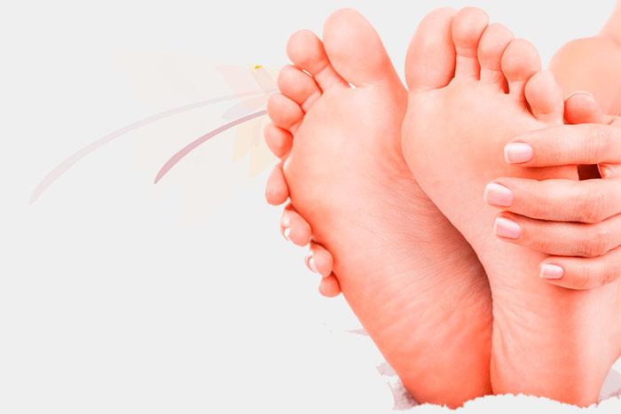 Qualidade de vida para os pés